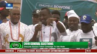 General Elections: Political Parties Campaign Across States