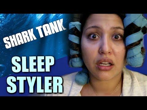 SHARK TANK SLEEP STYLER: WOOP OR WOMP?!
