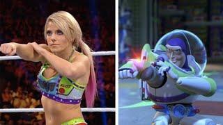 12 Hidden Meanings From WWE SummerSlam 2019 Attires