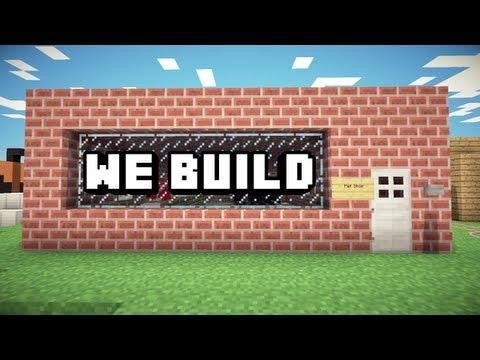 Minecraft We Build - #71 Pet Shop