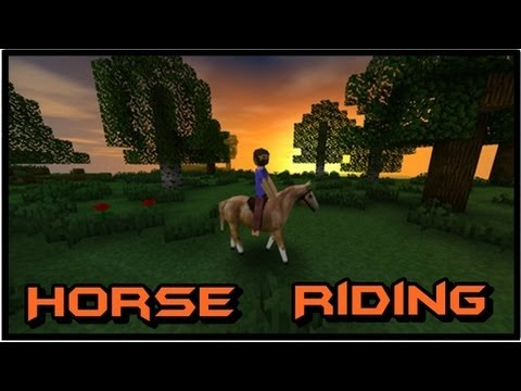 How to ride horses in Survival Craft/ SurvivalCraft | *NEW and UPDATED *