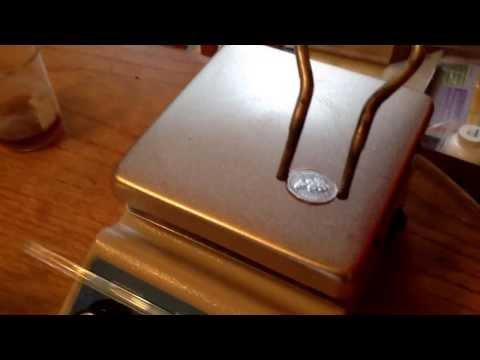 The Brass Penny Experiment