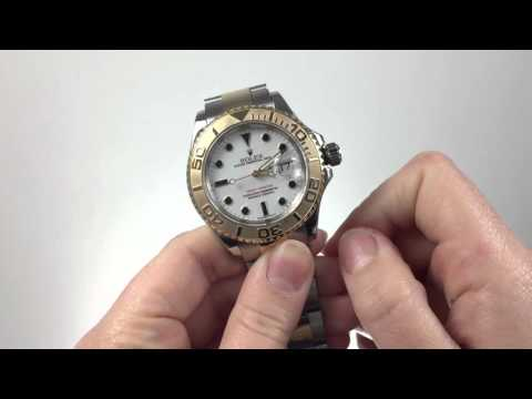 How to Set the Time for the Rolex Yacht-Master