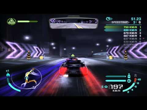 Need For Speed: Carbon - Defensive Race #14 - Eskuri Way (Speedtrap)