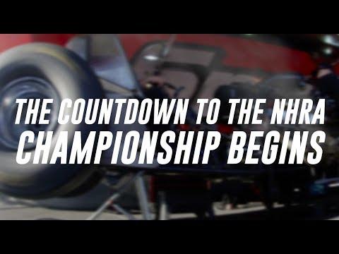 Cruz Pedregon begins the Countdown to the NHRA Championship | Snap-on Tools