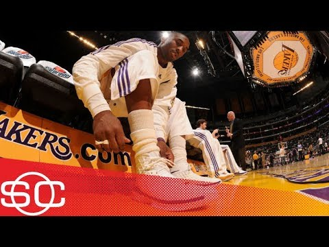 Kobe Bryant's best moments in his signature shoes | SportsCenter | ESPN