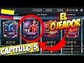 """FIFA MOBILE 18 - ¡¡JAMES RODRIGUEZ GRL 92!! """"EL OJEADOR"""" (CAPITULO 5)"""