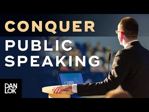 3 Mental Tricks To Reduce Your Fear of Public Speaking