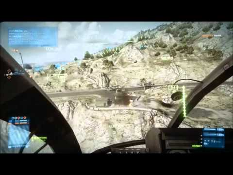 Insane scout helicopter