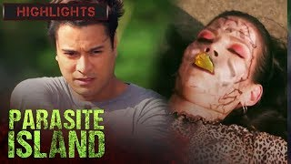 Jessie puts an end to the golden slug | Parasite Island (With Eng Subs)