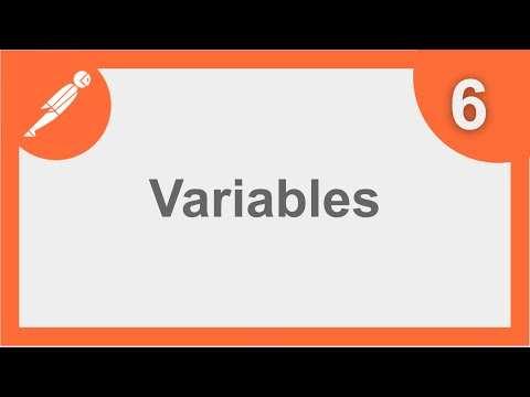 POSTMAN BEGINNER TUTORIAL 6 💡 VARIABLES | How to create and refer
