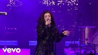 Lorde - Buzzcut Season (Live On Letterman)