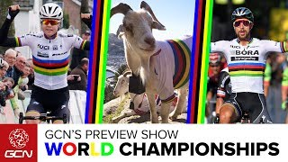 GCN Preview Show 2017 World Road Race Championships | Ten Riders To Watch Out For
