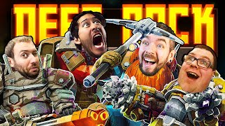 SMACK EM AND GO DEEP | Deep Rock Galactic w/ Mark, Bob and Wade