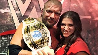 Roman Reigns Losing Intercontinental Title To Triple H?! (Samoa Joe ROASTS Jason Jordan)