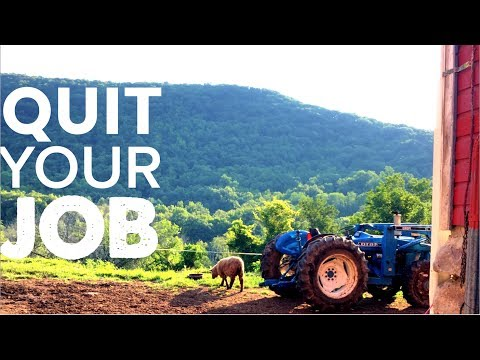 She Quit Her Job and Farms Full Time