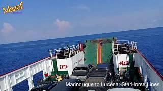 Marinduque to Dalahican Ferry Terminal - Lucena