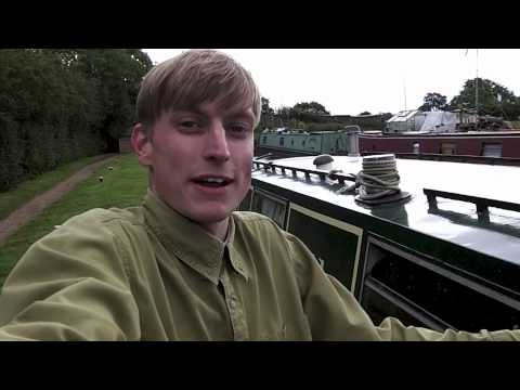 Get That Narrowboat Home Video Diary Part 2