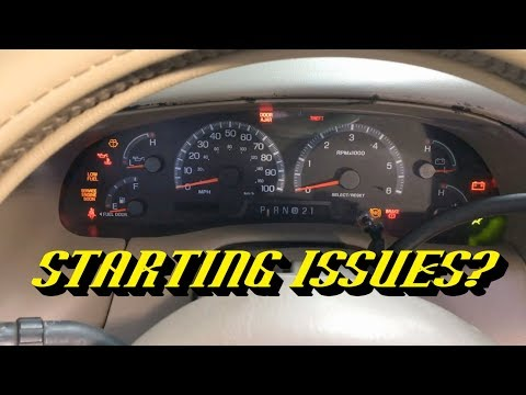 No Crank No Start Ford Vehicles: Two of the Most Common Causes