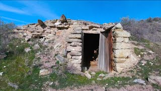Drone Finds Hidden Underground House From the 1800
