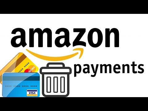 How To Manage The Credit/Debit Cards Associated With Your Amazon Account