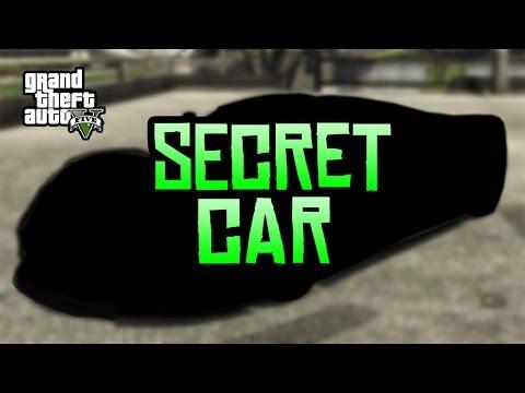 GTA 5 SECRET RARE CAR! - Rare & Unique Hidden Version of the 'Grotti Cheetah' in GTA 5!