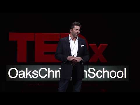 How to help a friend with cancer   | Christopher Gorelik | TEDxOaksChristianSchool
