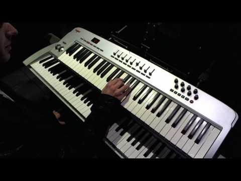 How to Play the Piano and Synth/Keyboard in 10 Minutes! Keyboard Insanity!!!