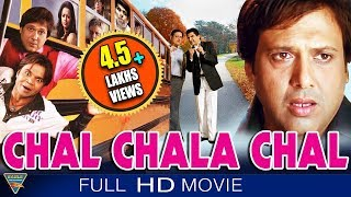 Chal Chala Chal Movie Hindi Full Length Movie || Govinda, Rajpal Yadav || Eagle Hindi Movies