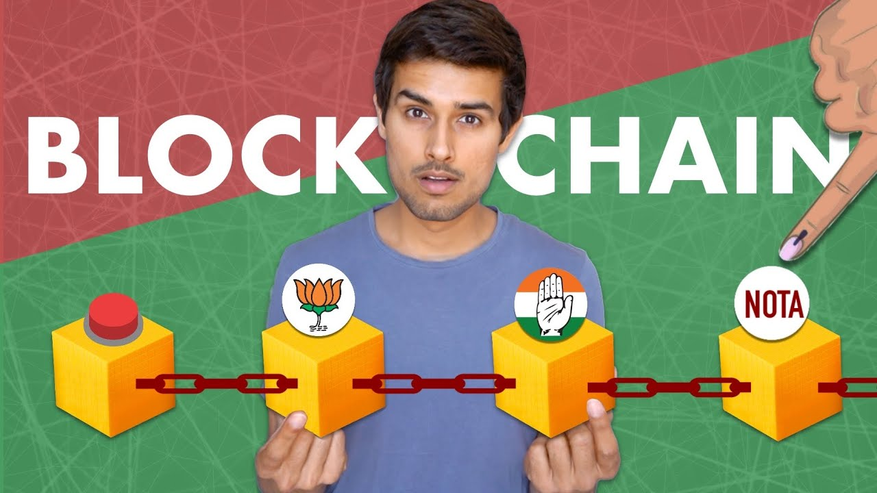 What is Blockchain? How Elections on Blockchain work? | Bitcoin | Dhruv Rathee