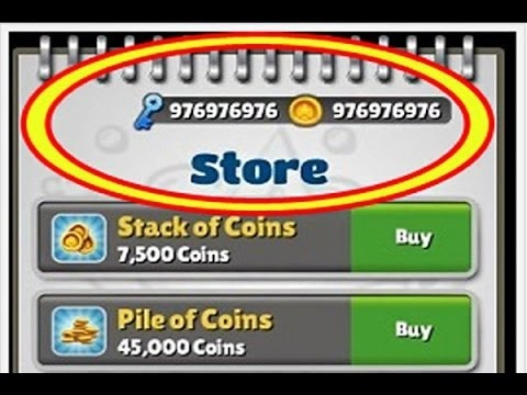 HOW TO HAVE Subway Surfer Game [Unlimited Coins (9999999999999) Unlimited Keys (999999999) By hack