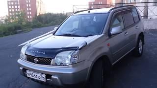 2007 Nissan Xtrail Tokyo Ed  2 0L Auto Crankshaft Position