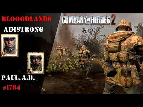 [CoH2][WM v USF] Propagandacast #1784 AImstrong v Paul.A.D.