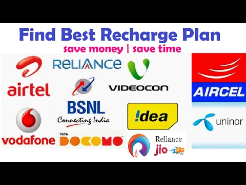 How to Check Best Recharge Plan in Mobile