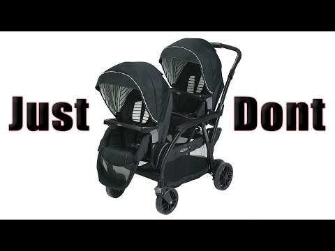 Graco Double Stroller Assembly - 2nd Baby Almost Here!