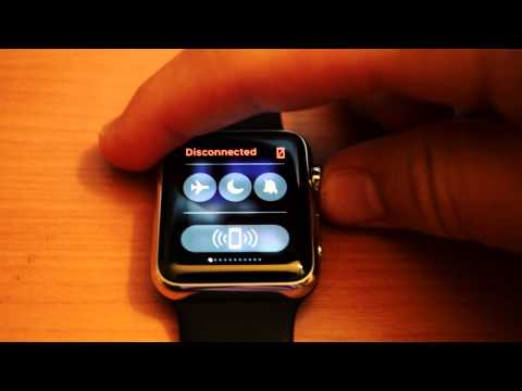 Sending text messages from your Apple Watch without an iPhone.
