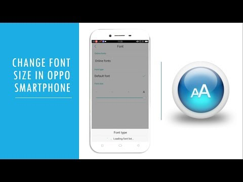 How to Change Font Size in Android Device