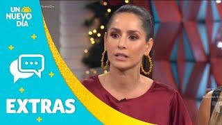 Carmen Villalobos llora por el fin de 'El Final del Paraíso'   Un Nuevo Día   Telemundo