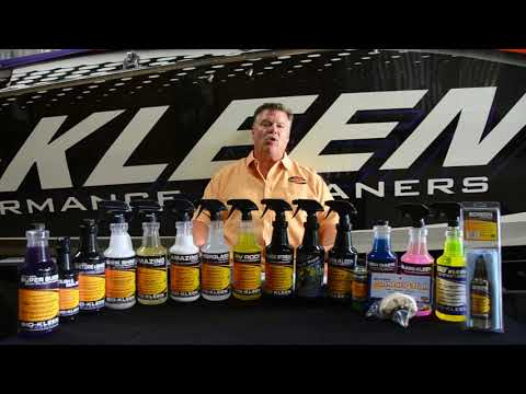 Bio-Kleen Products - RV In-Service