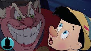 Pinocchio Originally Killed Jiminy Cricket! Disney