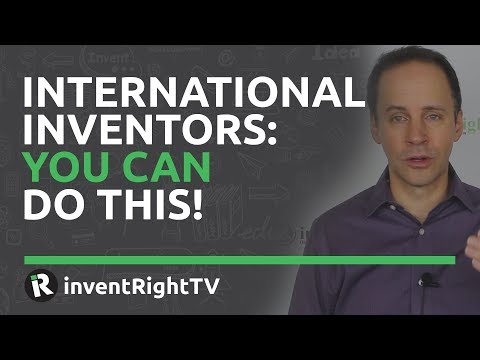 International Inventors: You Can Do This!