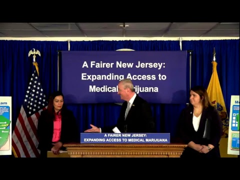 Governor Holds Press Conference on Expanding Access to Medical Marijuana