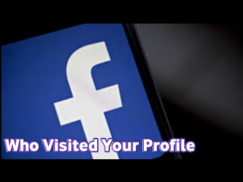 How To Know Who Stalk Your Facebook Profile *Tagalog