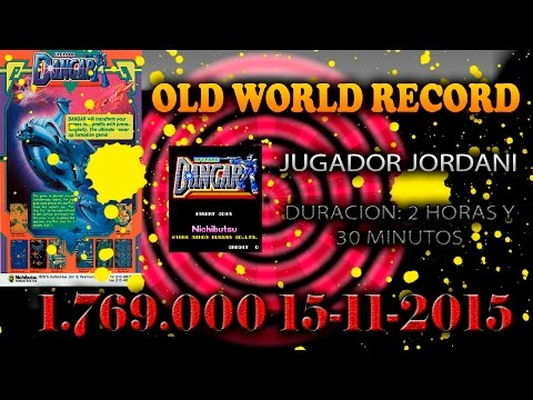 WORLD RECORD DANGAR UFO ROBO - (1.769.000 puntos)