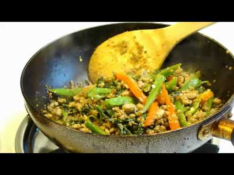 Cambodian Style Stir Fry Lemongrass   YouTube