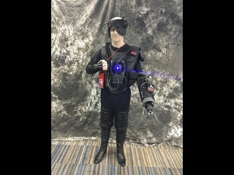 How to Make a Borg, Steampunk Cyborg, Robot Costume