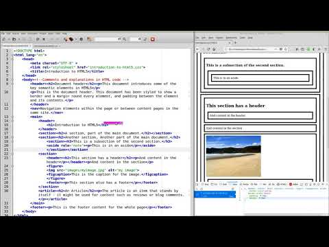 Tutorial series: How to develop web apps