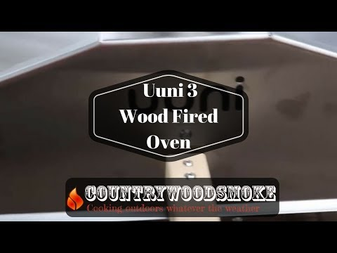 Upgrading from Uuni 2S to Uuni 3 Wood Fired Oven
