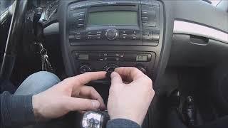 VW/Skoda Climatronic zones sync activation