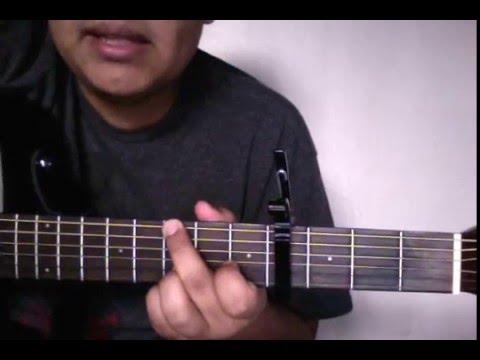 Guitar tutorials-Made A Way-Travis Greene